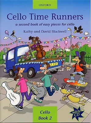 Cello Time - Starters, Joggers, Runners, Sprinters, Scales & Christmas