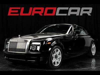 2010 Rolls-Royce Other Coupe Coupe 2-Door 2010 Rolls-Royce Phantom Coupe, STAR LIGHT HEADLINER, COLLECTOR, PRISTINE