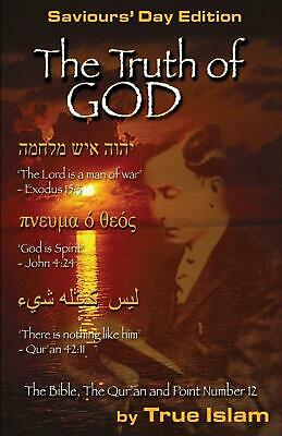 The Truth of God: Saviours' Day Edition by True Islam (English) Paperback Book F