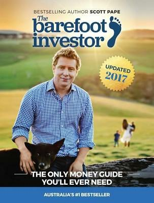 NEW The Barefoot Investor By Scott Pape Paperback Free Shipping