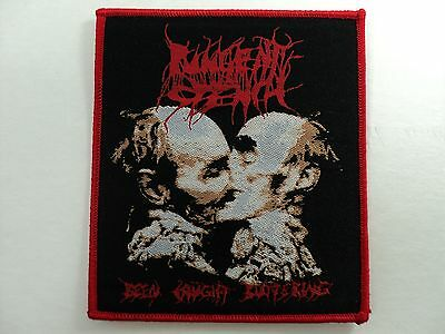 Pungent Stench  Woven  Patch