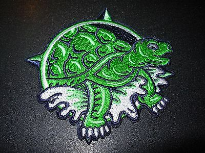 TERRAPIN CO Athens Georgia Logo Embroidered d PATCH craft beer brewing brewery