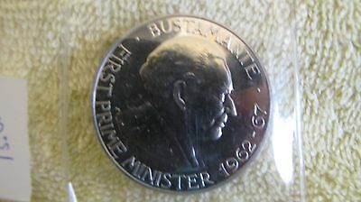 1975 Jamaica One Dollar Proof Free US Shipping