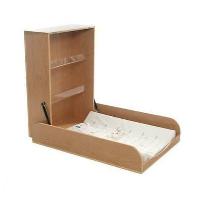FIRST BABY SAFETY Table a Langer Murale Sophie Naturel + Matelas