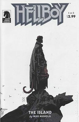 Hellboy The Island (2005) #1 VF