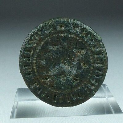 Medieval Bronze Seal Matrix 13Th Century Ad