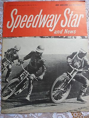 Speedway Star and News 25th April 1969