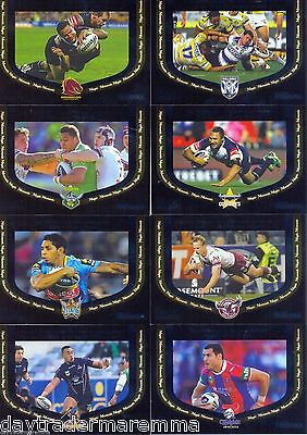 * 7 Day Special*2014 NRL ESP Traders 2013 Magic Moments 16 card set