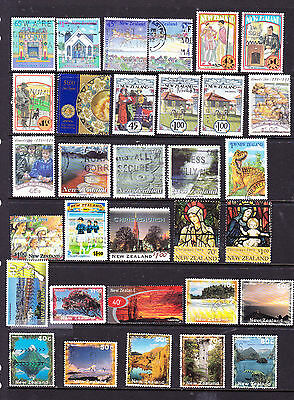 New Zealand stamps - 72 Used