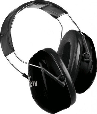 Vic Firth VF-DB22 Drummer's Ear Defenders - Black