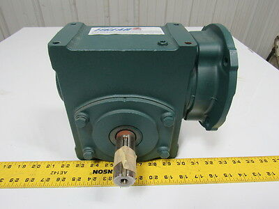 Dodge  26Q60L56 Right Angle Worm Gear Speed Reducer 60:1 Ratio