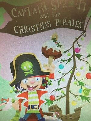 Captain Sprout And The Christmas Pirates Tickets