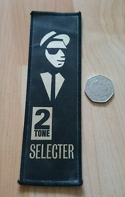 THE SELECTER SKA MADNESS Bad Manners BEAT SPECIALS 2-tone MOD PATCH WALT JABSCO