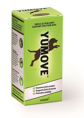 Lintbells - Yumove Dog Joint Supplement x 120 Tablets