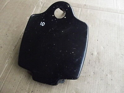 Triumph 5T 6T  Vintage Rear Number Plate And Light Mounting Bracket. 10