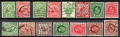 (179) 9 Inverted And 6 Sideways Gv Definitives Used