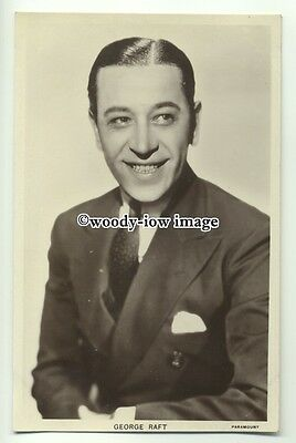 b3469 - Film Actor - George Raft - postcard