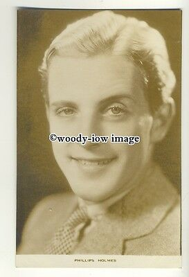 b3520 - Film Actor - Phillips Holmes - postcard by Film Weekly