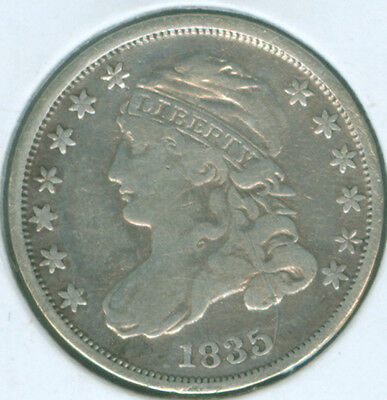 1835 10C Capped Bust Dime (1620362)