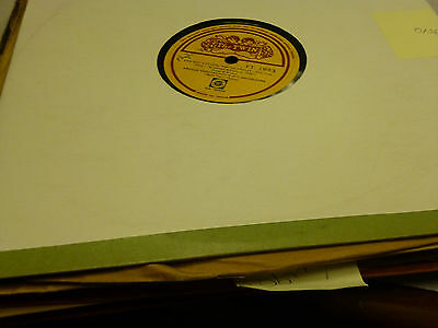 JOBLOT Collection of 12x DANCE BAND 78rpm Gramophone Records (Lot 1/15)