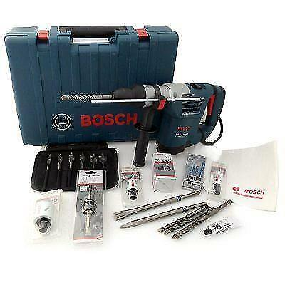 Bosch Gbh4-32Dfr 240 Volt 4Kg Sds Hammer Multi Drill In Case + Accs New!