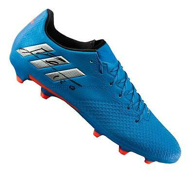 Lionel Messi Official Signed Adidas 16.3 Boot Autograph Cleat