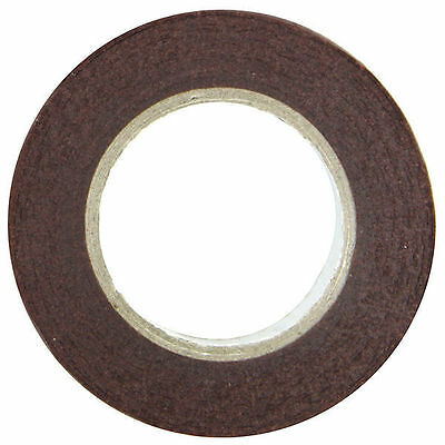 FLORIST / STEM TAPE - Brown - sugar flowers / floristry FAST SHIPPING