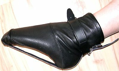 High Heel Ballett Trainer Lack Latex High Heel Bondage Fessel XXL bis Gr. 44