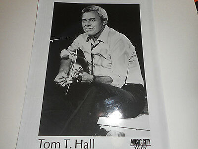 Tom T Hall Publicity Photo