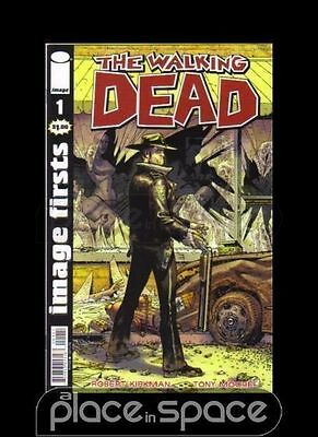Image Firsts: The Walking Dead # 1