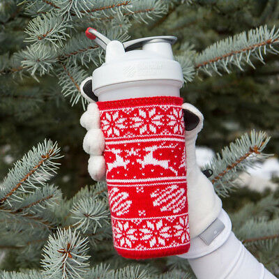 Blender Bottle Special Edition 28 oz. Shaker with Loop Top & Sleeve - Peppermint