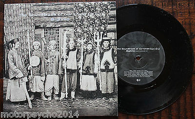 The Soundtrack Of Our Lives: Bigtime / World Bank - 7'' Single (2004)