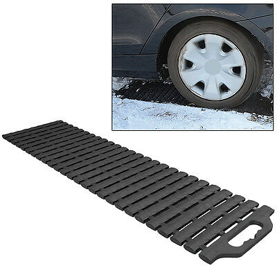 NEW Car Truck Multi-Link Tire Traction Mat - Never Get Stuck in Snow, Sand, Mud