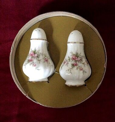 Paragon Victoriana Rose salt and pepper