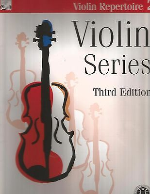 Royal Conservatory Music U Of T VIOLIN Repertoire 2 3rd edition ©2006 scarce