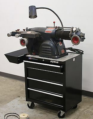 Used Ammco 4000 Disc and Drum Brake Lathe w/ Stand & Adapters #3