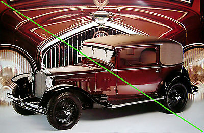 ALFA ROMEO 1750 GT - 1930 – Stunning ENORMOUS PRINT - Classic car Christmas Gift