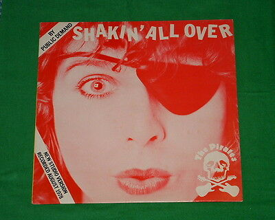 """THE PIRATES Shakin All Over R&B PUNK ROCK NEW WAVE 12"""""""