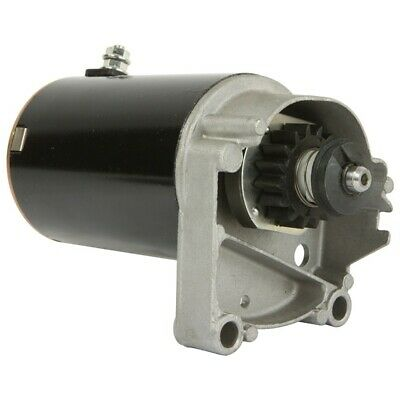 New Starter Motor for Briggs V Twin Cylinder HD 14 16 18 HP 393017,394674,394808