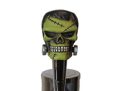 Frankenstein Beer Tap Handle Sports Bar Kegerator Resin Zombie Breweriana Custom