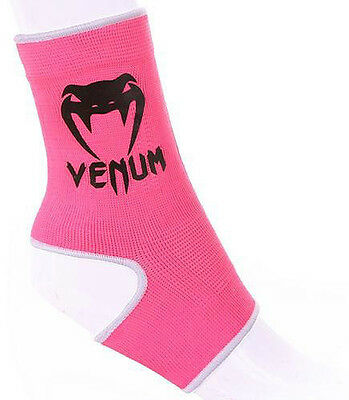 Venum Pro Ankle Supports - Pink