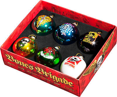 Powell Peralta Bones Brigade Skateboard Christmas Ornaments Series 1
