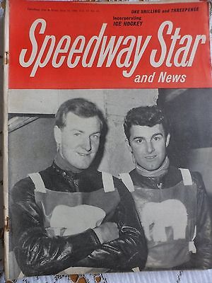 Speedway Star and News 10th June 1966