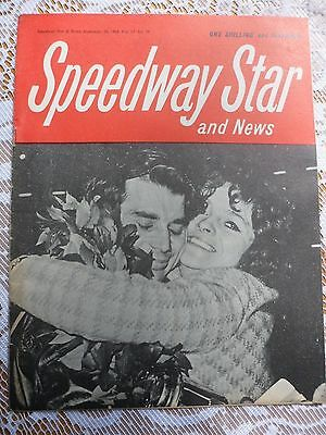 Speedway Star and News 20th September 1968