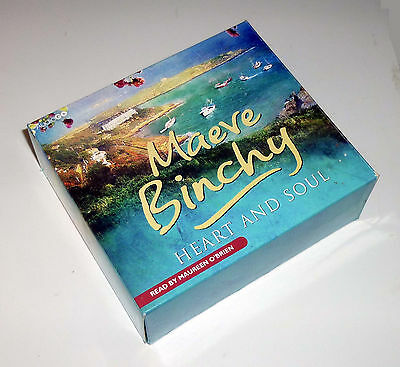 'heart And Soul' 12 Cd Audio Book By Maeve Binchy