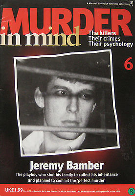 Murder in Mind Issue 6  - Jeremy Bamber