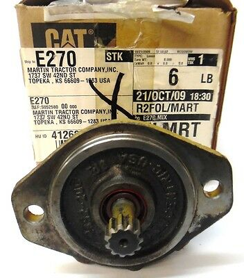 Cat, Fuel Transfer Pump, Gp-F Xf, 316-6864, D10M02Y09P472
