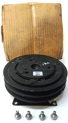 Warner Electric, Compressor Clutch, 1466-21, 475 Size, Cc, 2 Groove, 12 Vdc