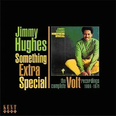 Jimmy Hughes - Something Extra Special: Complete Volt Rec 1968-71 [New CD] UK -