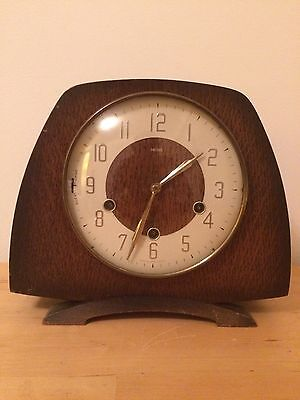 Smiths Vintage Mantel Clock